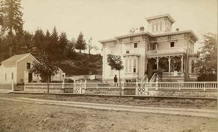 Moyer House.
