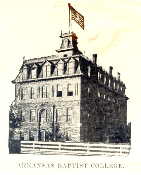 Arkansas Baptist College Circa Early 1900s