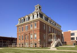 Old Main, Arkansas Baptist College