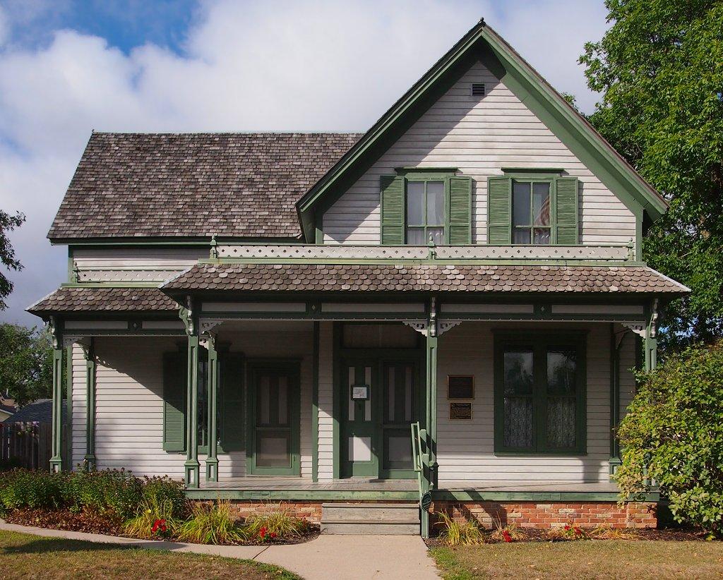 The Sinclair Lewis Boyhood Home