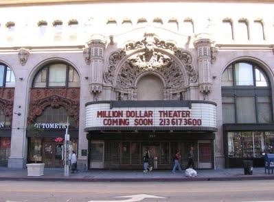 Million Dollar Theatre in 2007.