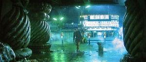 Million Dollar Theatre featured in the movie Blade Runner.