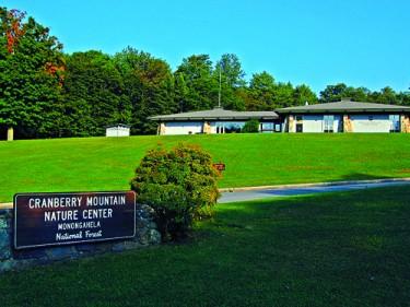 Cranberry Mountain Nature Center.