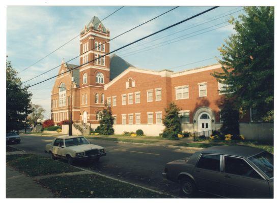 Third Baptist Church, October 1993