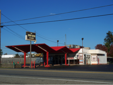 Street view of The Root Beer Stand
