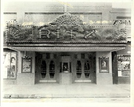 Early photo of the theatre, circa 1940s