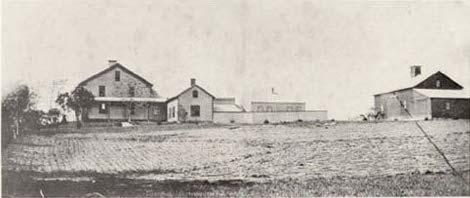 Arrowhead in the 1860s
