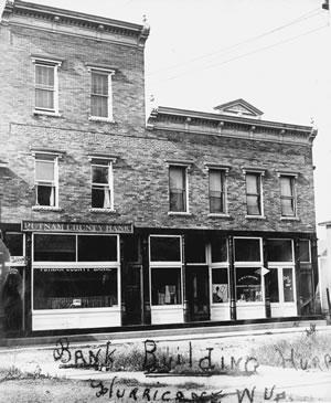 The Original Bank on Putnam Avenue