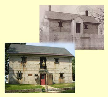 The museum is located in the historic jail which was built in 1822.