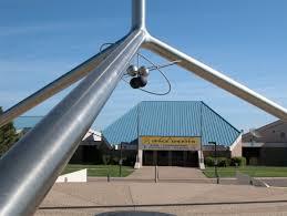 Helium Centennial Time Columns Monument