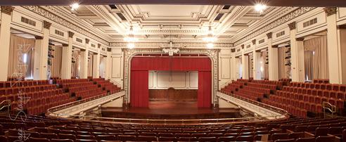 CityStage - Symphony Hall, Springfield,MA