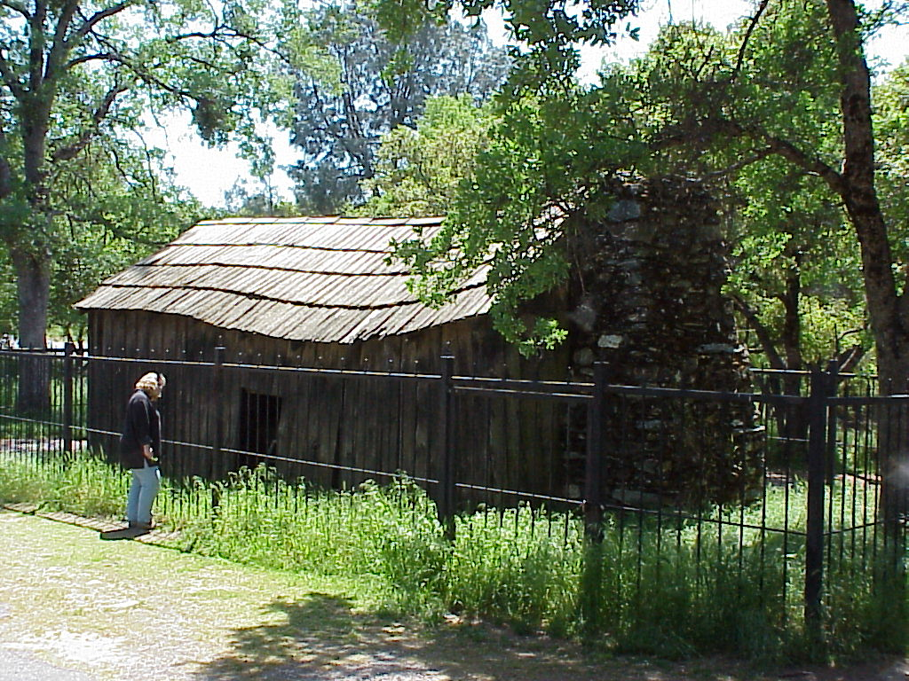 Mark Twain's Cabin owned by the Gillis Brothers