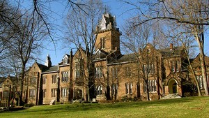 Old Main, present day.