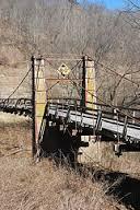 Duck Run Cable Suspension Bridge