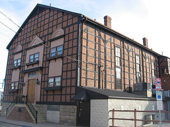Teutonia Mäennerchor Hall