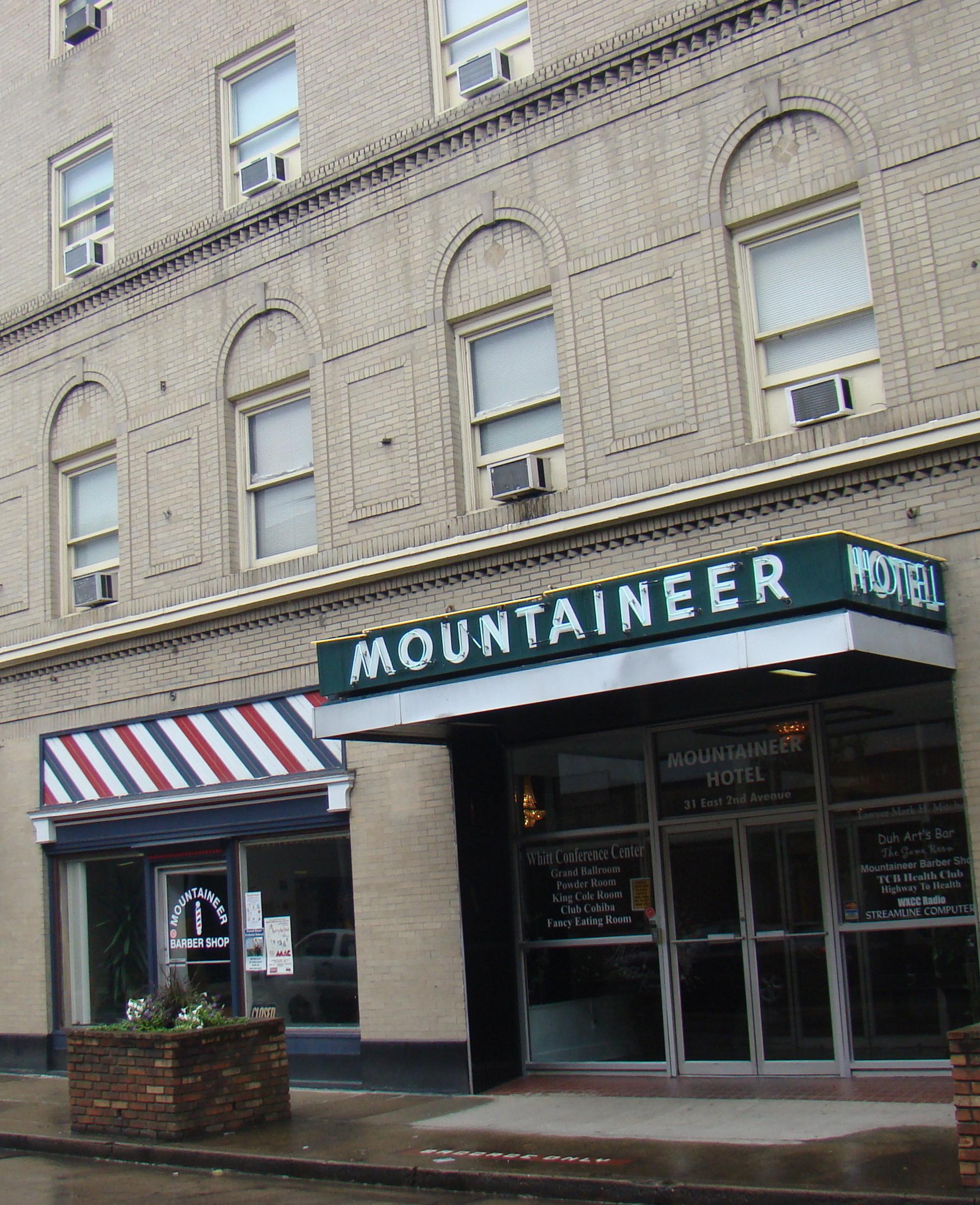 Mountaineer Hotel