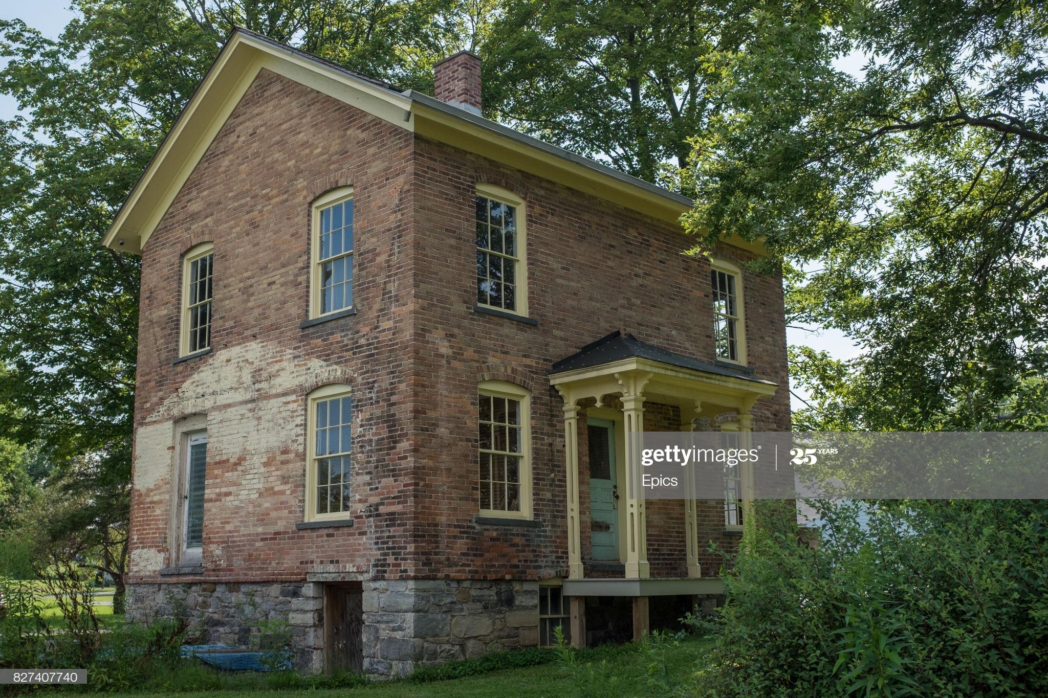 Photo of Harriet Tubman's Home (Auburn, NY)