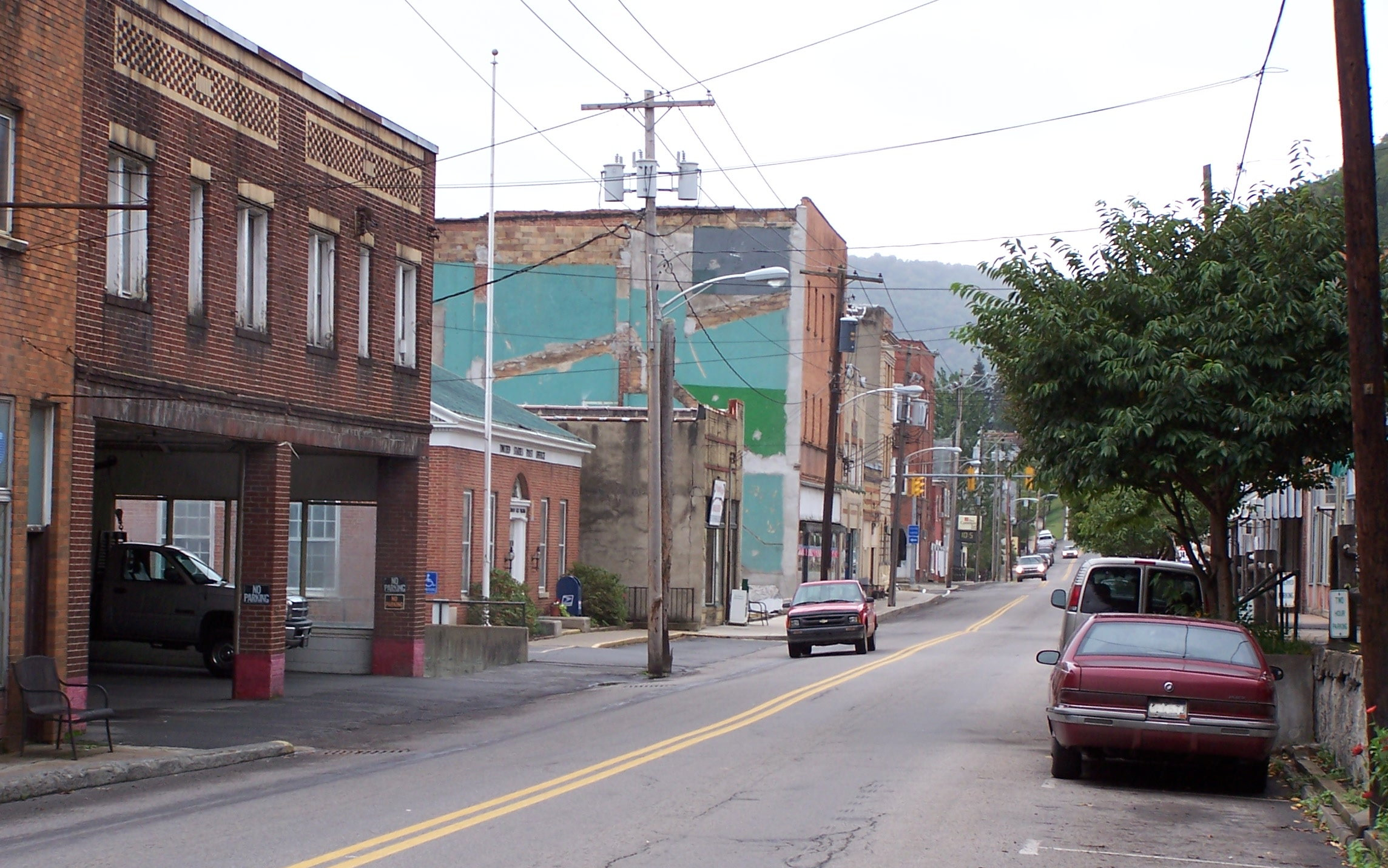 Richwood in 2006.