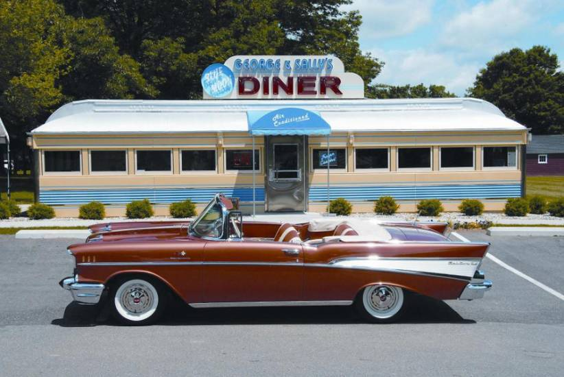 The Blue Moon Diner