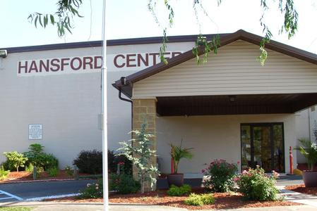 Present day Hansford Center