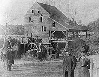 Yates Mill, c.1890-1920
