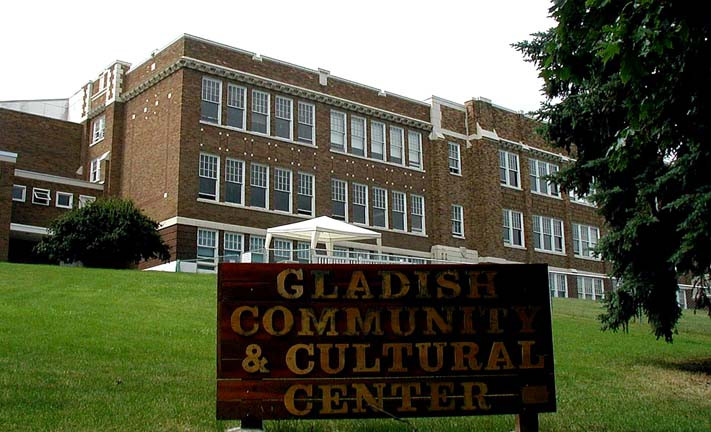 The Gladish Community and Cultural Center