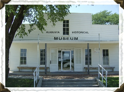 The Augusta Historical Museum is operated by the Augusta Historical Society.
