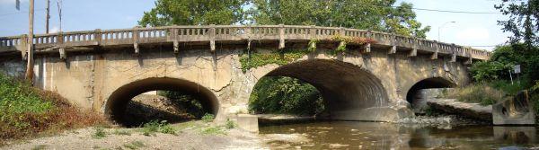 Elm Grove Stone Arch Bridge