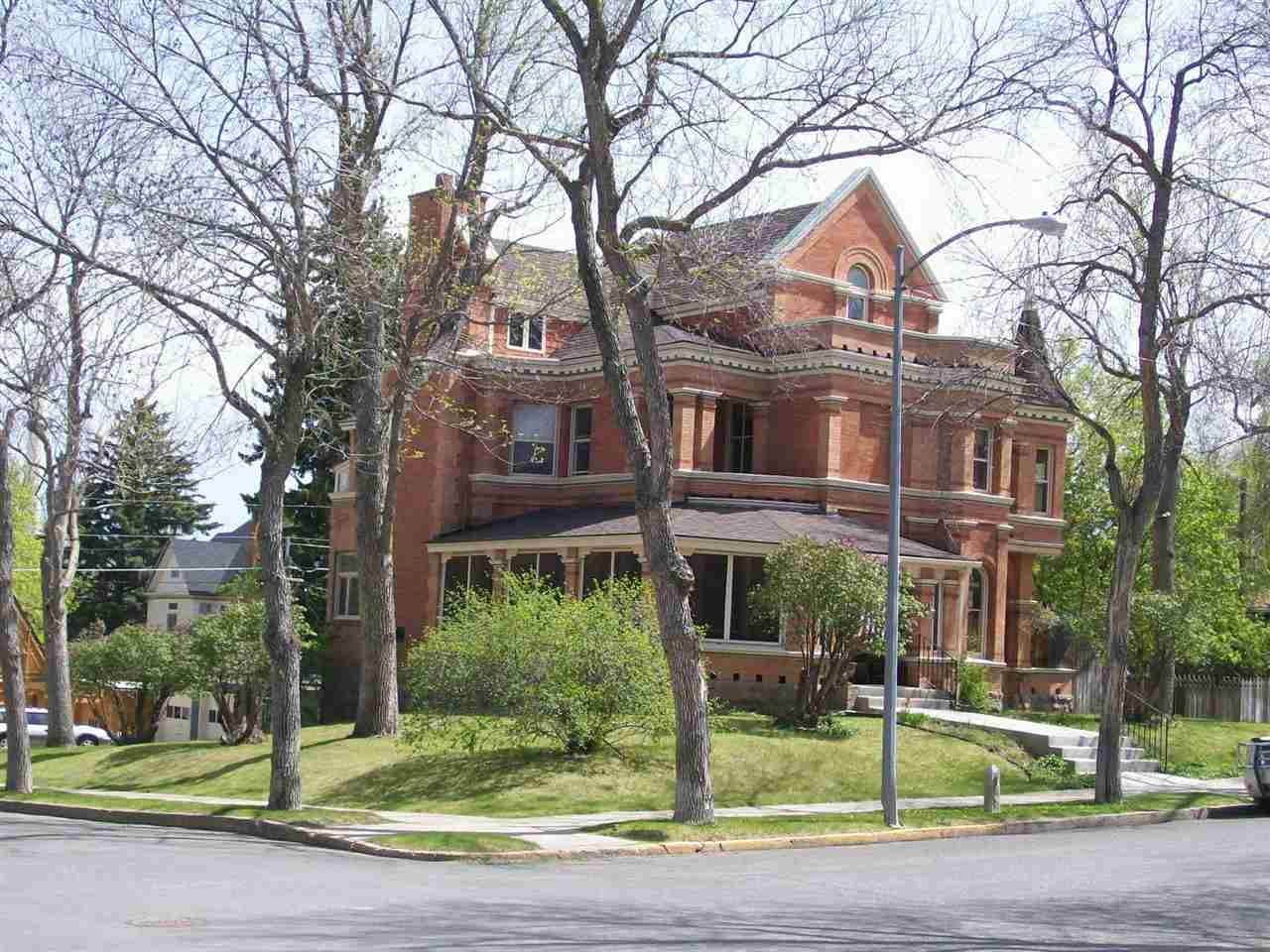 The Hauser Mansion