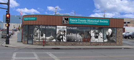 The Itasca County Historical Society