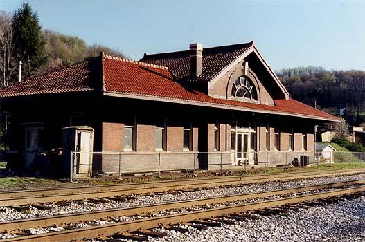 Tunnelton Railroad Depot