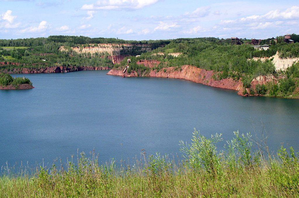 Hill-Annex Mine State Park