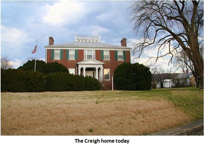 David S. Creigh House (Montescena)