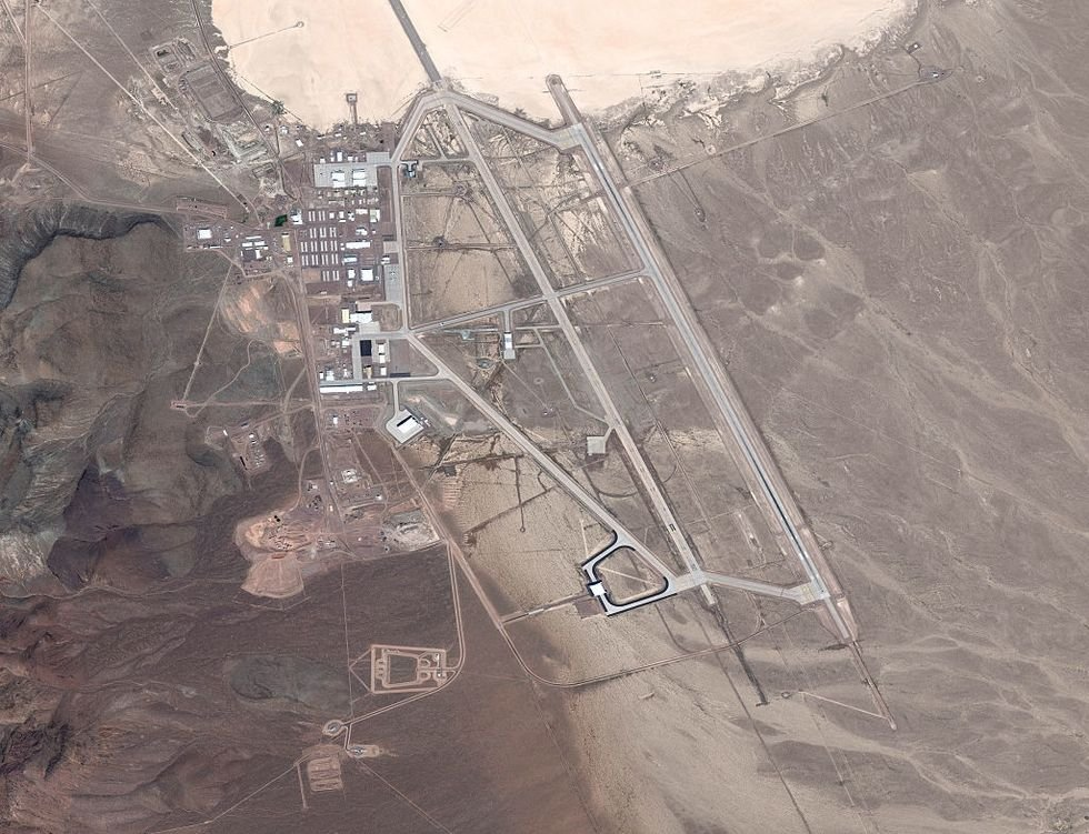 Area 51 on July 20, 2016.