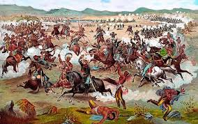 The Battle of Little Bighorn (Custer's Last Stand)
