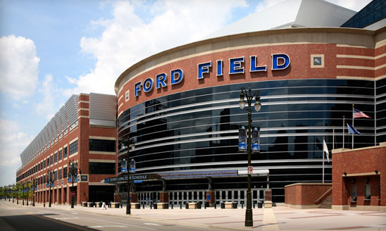 The Ford Motor Company paid $20 million for the naming rights to the stadium.