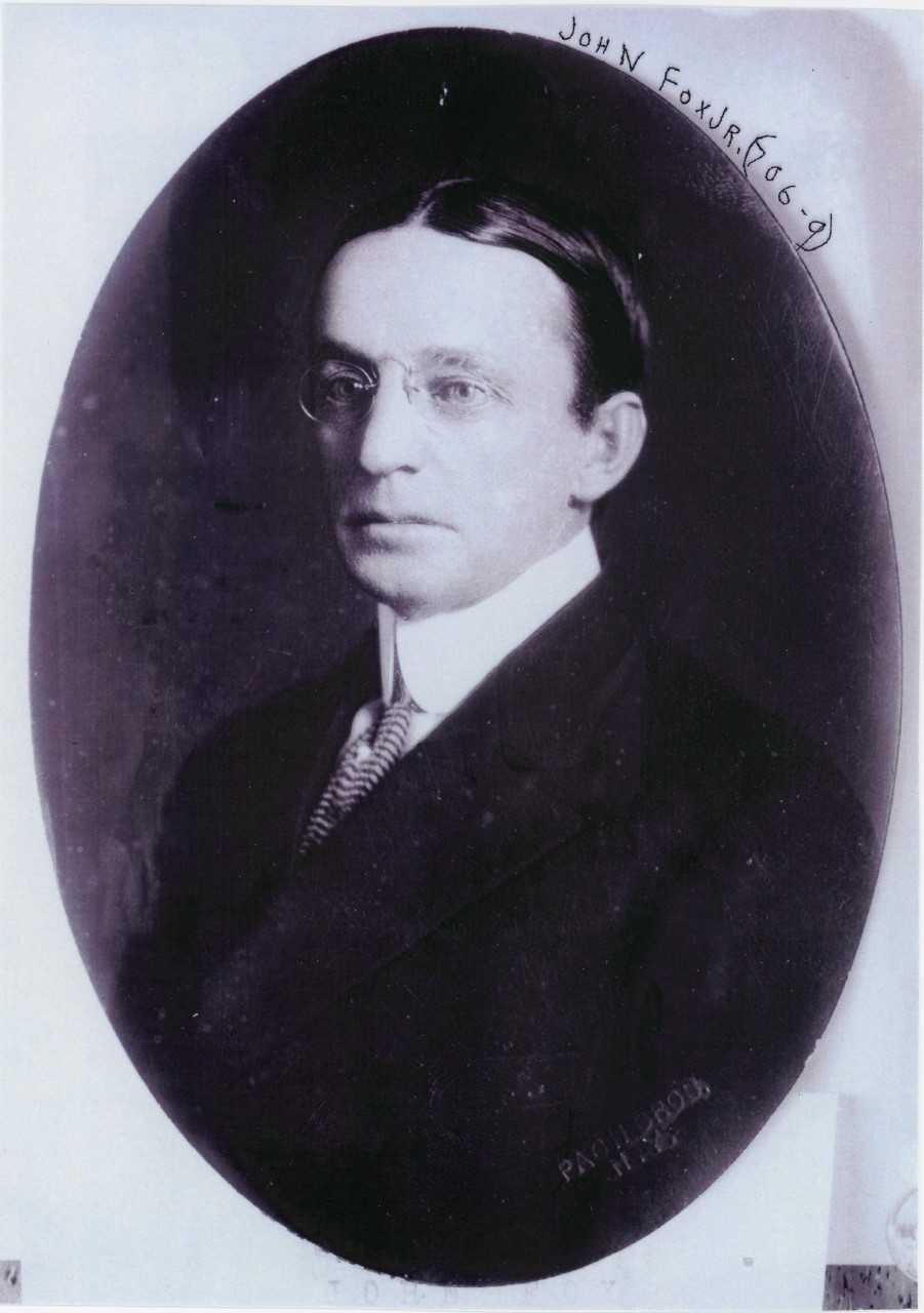 John Fox Jr.