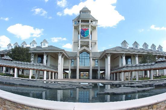 The outside of the World Golf Hall of Fame. Photo from tripadvisor.com