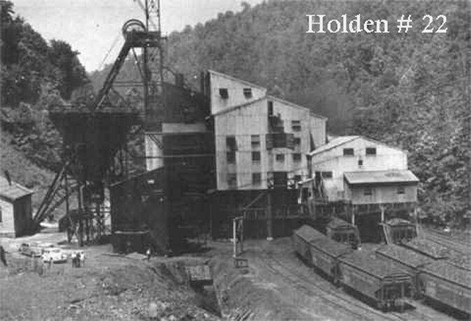 Island Creek No. 22 Mine