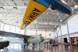 Glider Planes in Main Hanger