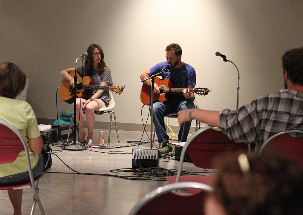 Music Event at the Museum
