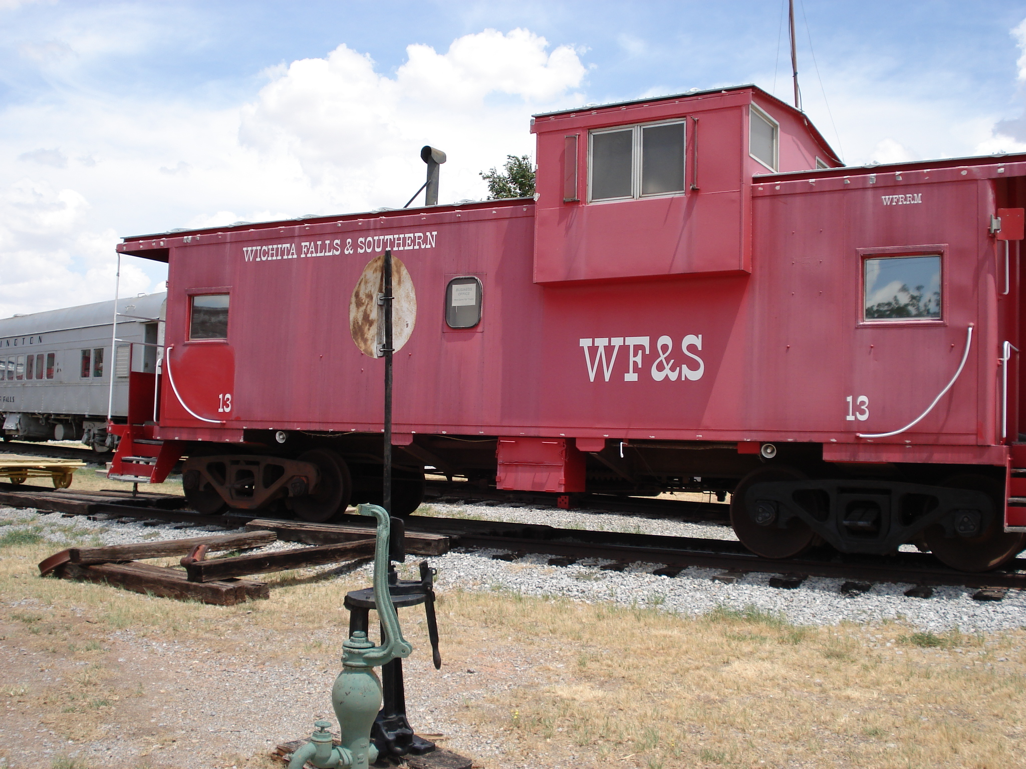 Wichita Falls and South Railroad Car
