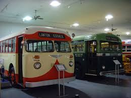 Part of the Museum of Bus Transportation Collection