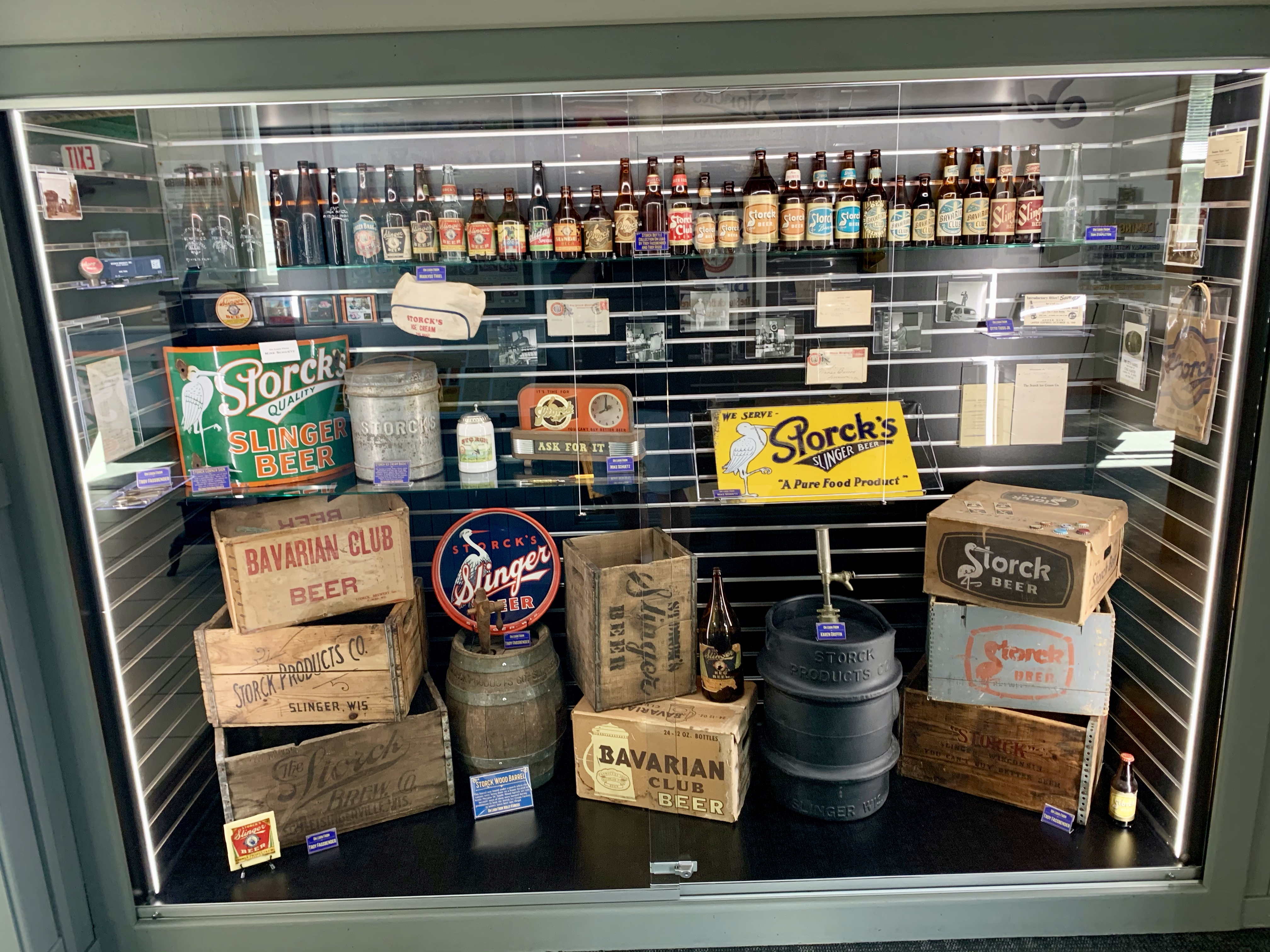 Grocery store, Convenience store, Liquor store, Refrigerator