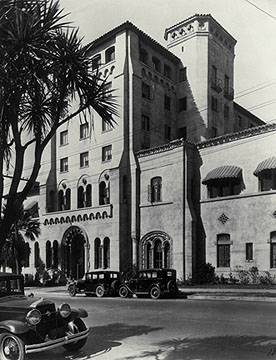 Berkeley City Club, c. 1930s