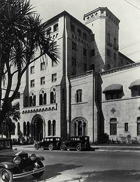 Berkeley City Club, c. 1930s