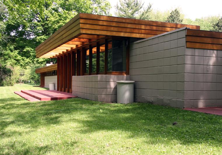 The Pratt Home