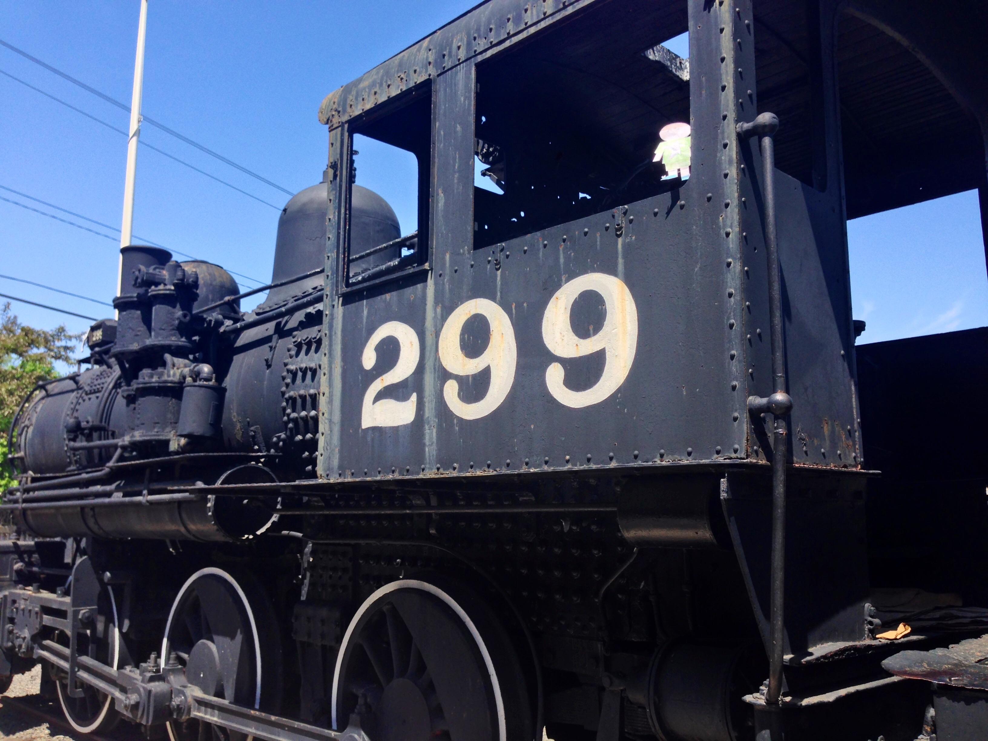 Paterson Locomotive #299