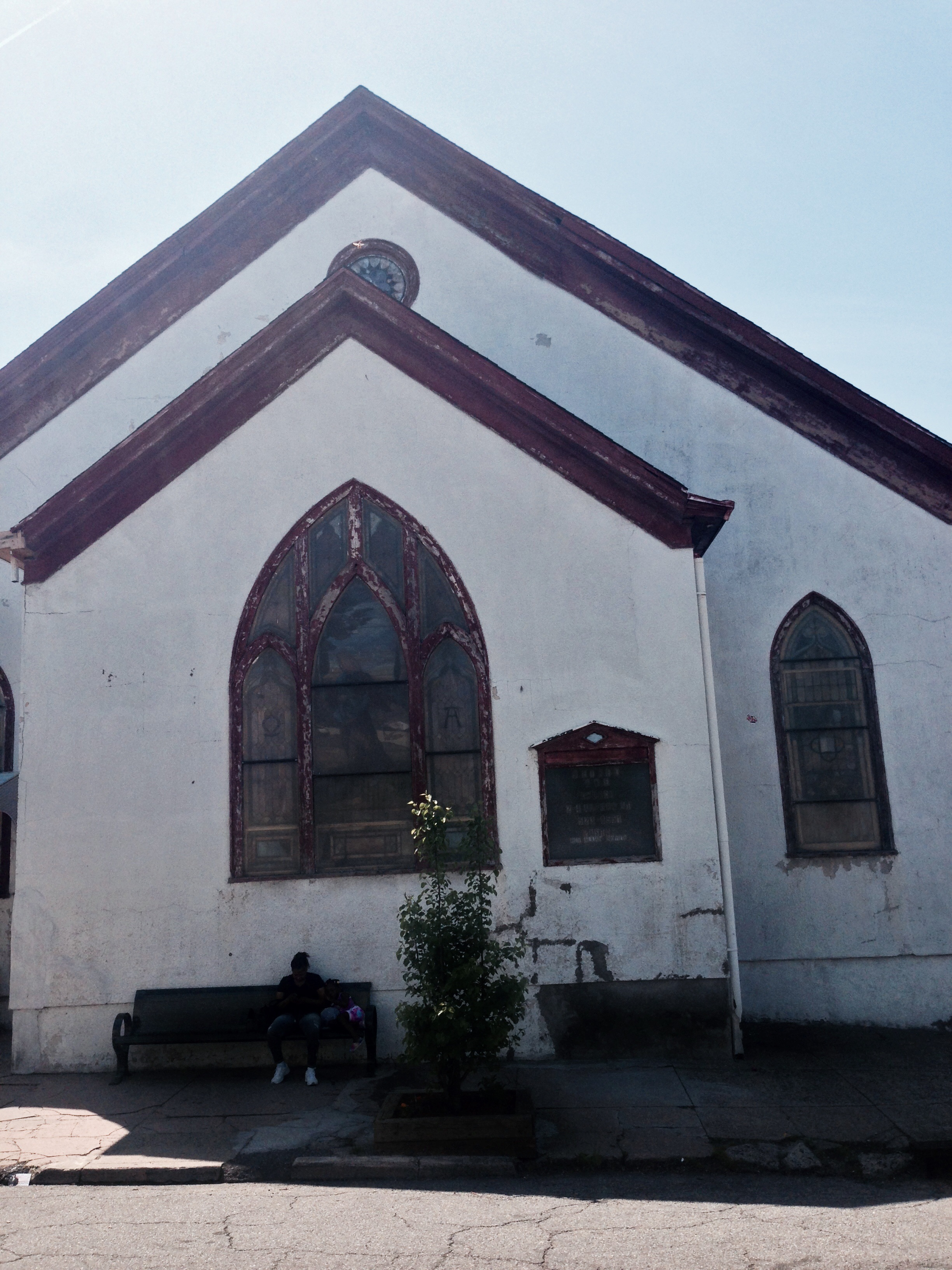 Bethel A.M.E. Church in Paterson.
