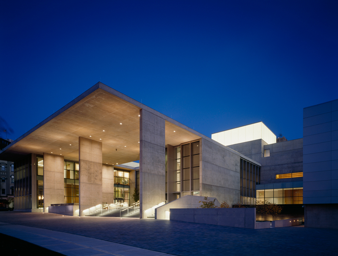The Grand Rapids Art Museum was founded in 1910